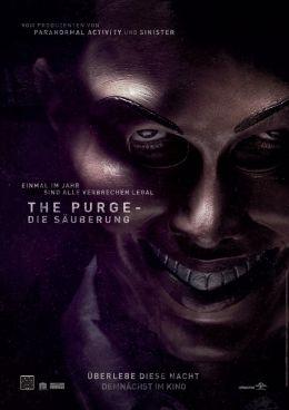 The Purge - Die Säuberung - Poster