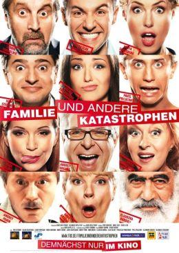 We are Family - Hauptplakat
