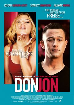 Don Jon - Teaserplakat