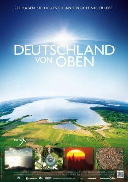 Deutschland von oben - Hauptplakat