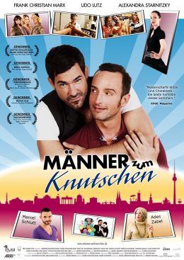 Männer zum Knutschen - Poster