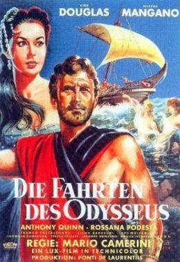 Poster - Die Fahrten des Odysseus