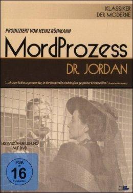 Mordprozeß Dr. Jordan