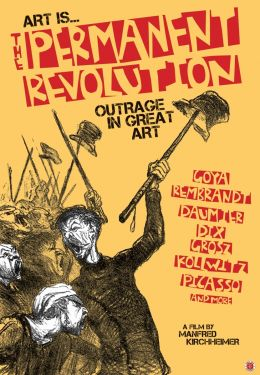 Art Is... The Permanent Revolution