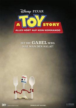 Toy Story 4: Alles hört auf kein Kommando