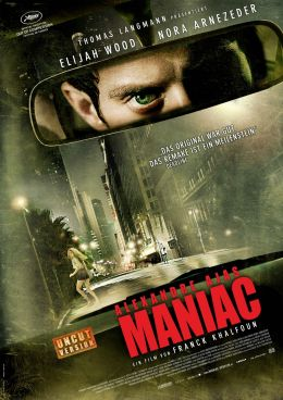 Maniac - Hauptplakat