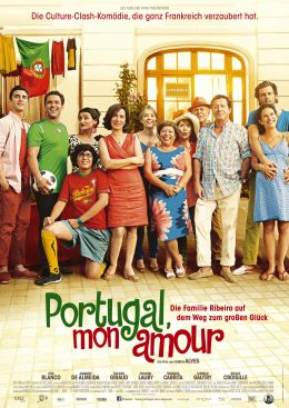 Portugal mon amour - Hauptplakat