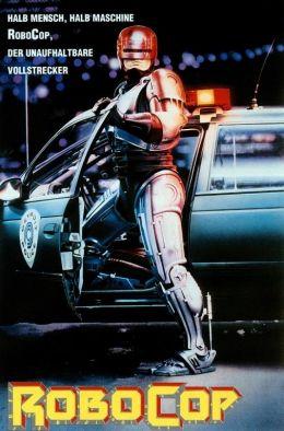 Poster - RoboCop