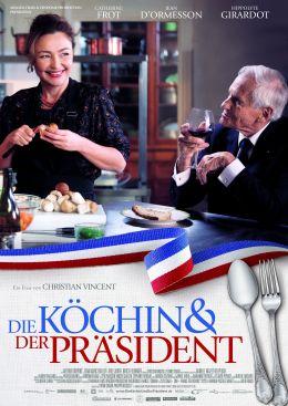 Die Köchin und der Präsident - Hauptplakat