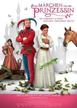 Das Märchen von der Prinzessin, die unbedingt in...ollte