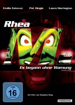 Rhea M... Es begann ohne Warnung