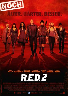 Red 2 - Hauptplakat