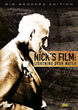 Nick's Film – Lightning over Water