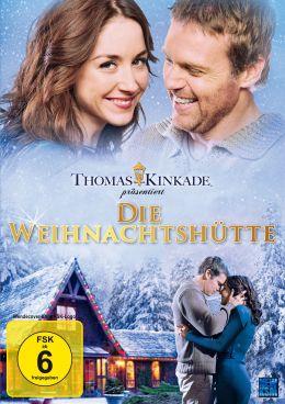 Thomas Kinkade - Die Weihnachtshütte