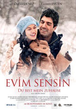 Evim Sensin - Du bist mein Zuhause - Plakat