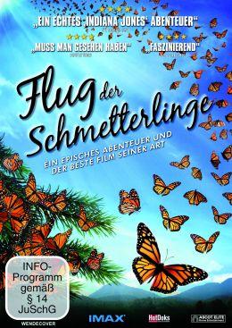 Flug der Schmetterlinge