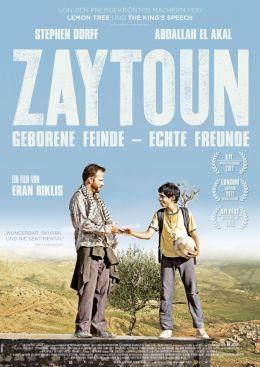 Zaytoun - Poster