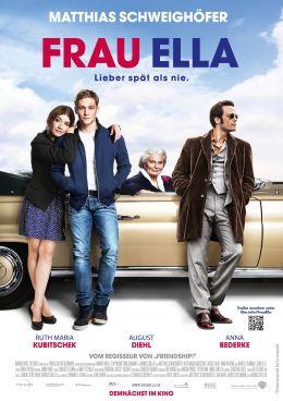 Frau Ella - Poster