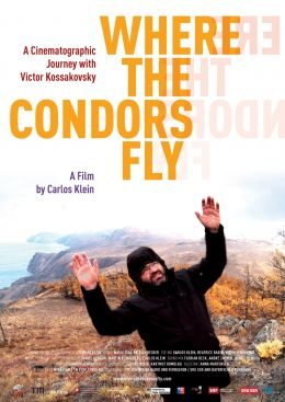 Where the Condors fly - Plakat