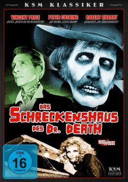 Das Schreckenshaus des Dr. Death