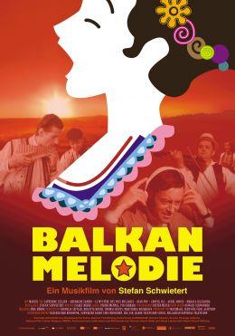 Balkan Melodie - Plakat