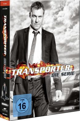 Transporter - Die Serie - Staffel 1 - DVD-Box