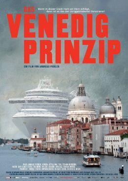 Das Venedig Prinzip - Plakat