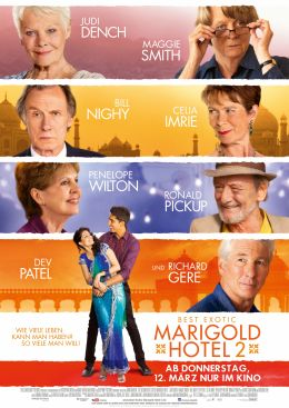 The Best Exotic Marigold Hotel 2