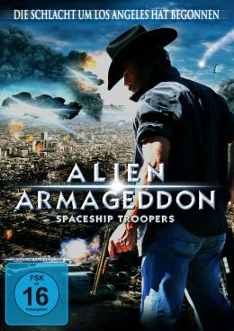 Alien Armageddon – Spaceship Troopers