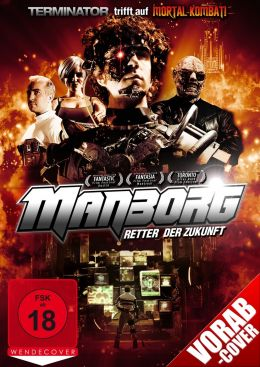 Manborg - Retter der Zukunft