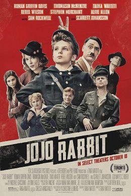Jojo Rabbit - US-Poster