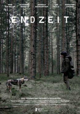 Endzeit - Plakat