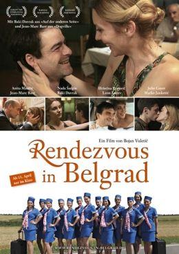 Rendezvous in Belgrad - Poster