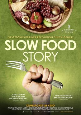 Slow Food Story - Plakat
