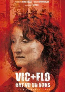 Vic+Flo haben einen Bären gesehen - Poster