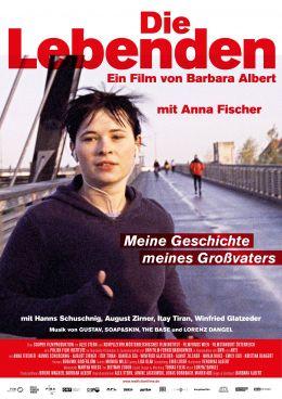 Die Lebenden - Deutsches Plakat