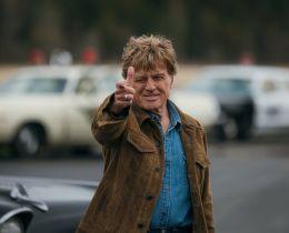 The Old Man and the Gun - Robert Redford als 'Forrest...cker'