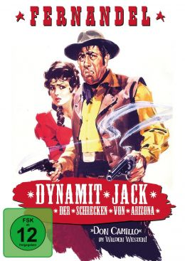Dynamit Jack – Der Schrecken von Arizona