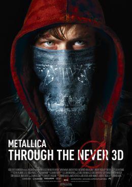 Metallica - Through the Never - Hauptplakat