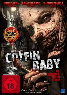 Coffin Baby – The Toolbox Killer Is Back
