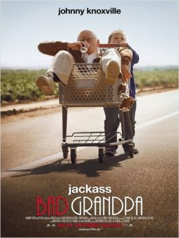 Jackass: Bad Grandpa - Poster