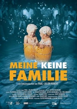 Meine kleine Familie - Kinoplakat