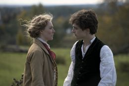 Little Women - Saoirse Ronan und Timothée Chalamet