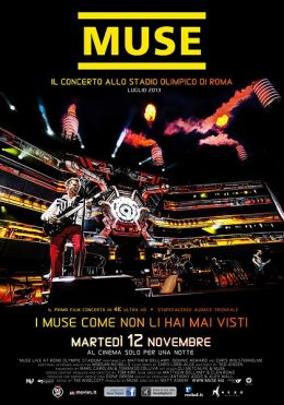 Muse - Live From Rome Olympic Stadium