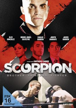 Scorpion: Brother. Skinhead. Fighter