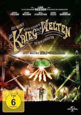 Der Krieg der Welten - Musical Version von Jeff Wayne