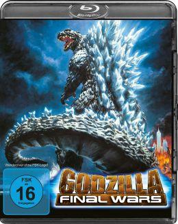 Godzilla Final Wars
