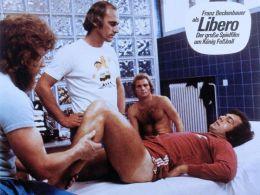Libero - Udo Lattek und Franz Beckenbauer