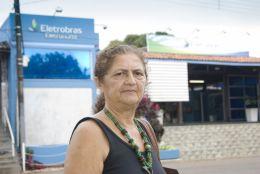 Count - Down am Xingu - Antonia Melo, Koordinatorin...mpre'