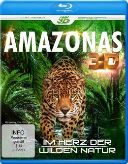 Amazonas 3D - Im Herz der wilden Natur